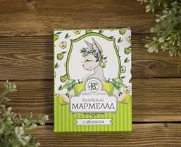 Мармелад ™  ВКУССТОРИЯ  с яблоком 230 гр.