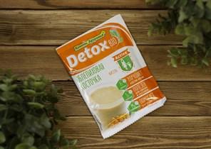 Кисель овсяно-льняной™  Компас Здоровья  на фруктозе detox bio ACTIVE облепиховая косточка 25 гр