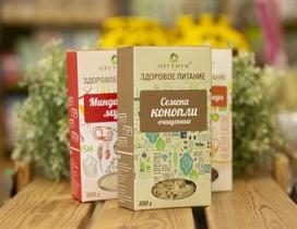 Семена конопли очищенные (ядра) ™  ОРГТИУМ  100 гр