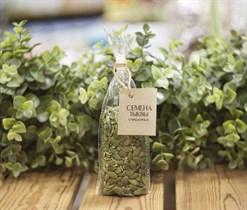 Семена тыквы очищенные 100 гр. (мешочек)