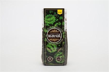 Иван-Чай ™  Сибирский Иван-Чай  листовой, мята пакет 50г - фото 5446