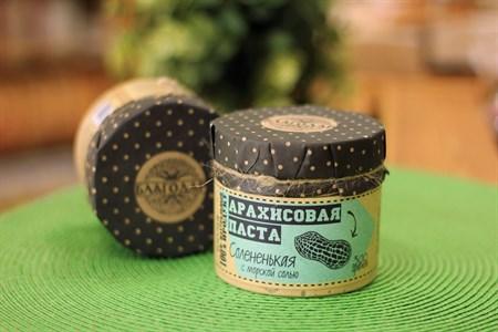 Арахисовая паста ™  Благодар  Солененькая с морской солью, 300 гр - фото 6384
