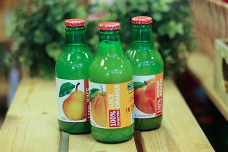 Сок ™  БАРinoff  Апельсин 0,25 л. - фото 6529