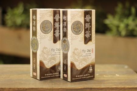 Чай ™  Черный дракон  Пу Эр пакет 2г*25п - фото 6600