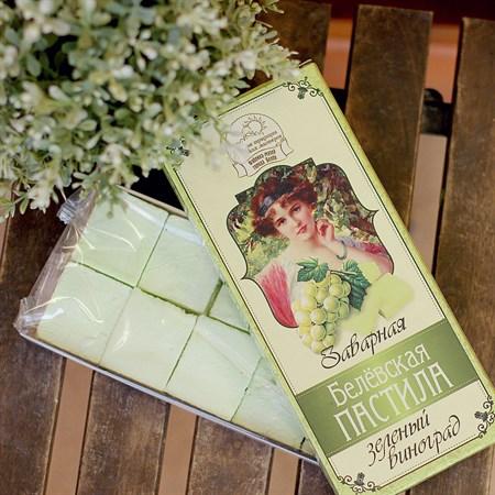 Пастила ™  Старые Традиции  заварная  Зеленый виноград  250гр. - фото 6793