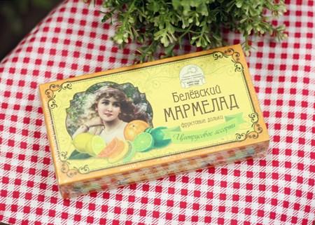 Мармелад ™  Старые Традиции   Дольки Цитрусовые ассорти  145 гр. - фото 6797