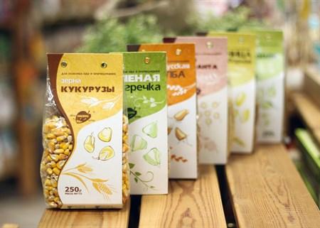 Зерна кукурузы ™  Образ жизни  250гр. - фото 6830