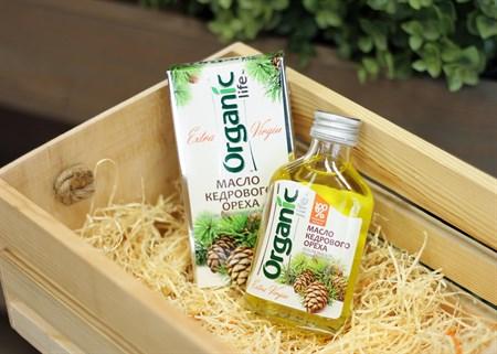 Масло ™  Organic  кедрового ореха, 100 мл - фото 6872