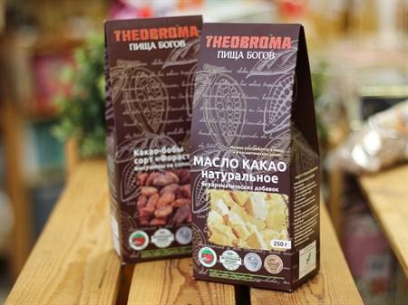 Какао-масло ™  Пища Богов , холодный первый отжим 250г - фото 6904
