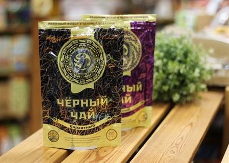 Чай ™  Черный дракон  Черный бархатный 100г - фото 6925