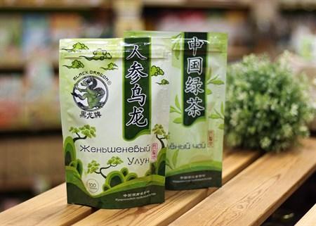 Чай ™  Черный дракон  Женьшеневый Улун 100г - фото 6926