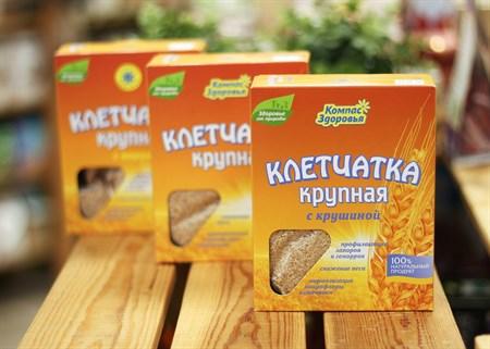 Клетчатка™  Компас Здоровья  пшеничная с крушиной, 150 гр - фото 7089