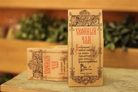 Чай ™  Русь Тресветлая  Хвойный 100гр. - фото 7327