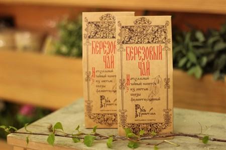 Чай ™  Русь Тресветлая  Березовый 100гр. - фото 7329