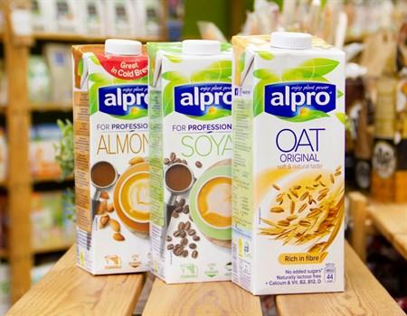 Напиток ОВСЯНЫЙ ™  ALPRO   обогащенный кальцием и витаминами , 1 л - фото 7357