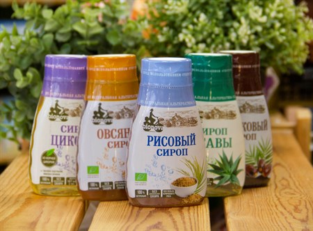Сироп рисовый™  Bionova  230 гр. - фото 7376