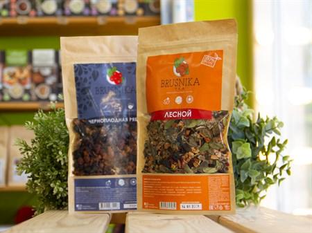 Чай фруктовый ™ BRUSNIKA TEA Лесной 100 гр. - фото 7438