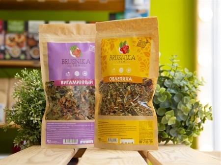 Чай фруктовый ™  BRUSNIKA TEA  Облепиха 100 гр. - фото 7445