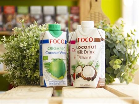 Кокосовый молочный напиток ™  FOCO   330 мл - фото 7550