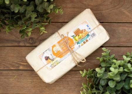 Пастила ™  Старые Традиции  яблочная С АПЕЛЬСИНОМ без сахара 300 гр. - фото 7572