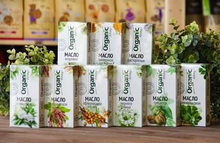 Масло ™  Organic  облепиховое, 100 мл - фото 7645