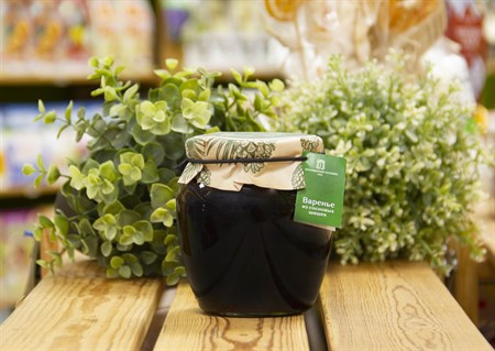 Варенье ™  Косьминский гостинец  из сосновых шишек 620 гр. - фото 7699
