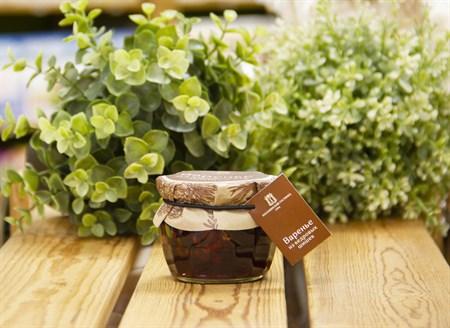 Варенье ™  Косьминский гостинец  из кедровых шишек 160 гр. - фото 7700