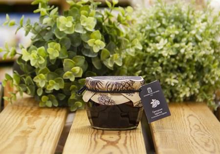 Варенье ™  Косьминский гостинец грецкие орехи в сосновом сиропе 160 гр. - фото 7701