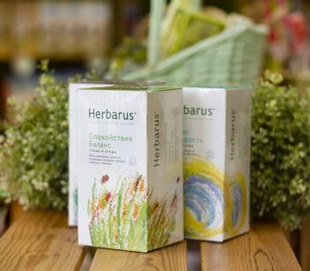 Чай из трав  ™  Herbarus  Спокойствие Баланс в фильтр пакетах 24 шт *1,8 г - фото 7910