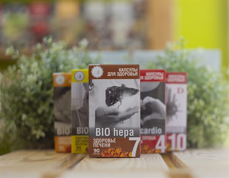 Масло ™  Дом Кедра  капсулы для здоровья  Здоровая печень   BIO - hera 90 шт - фото 8005