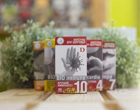 Масло ™  Дом Кедра  капсулы для здоровья   Крепкий  иммунитет  BIO immune 90 шт - фото 8017