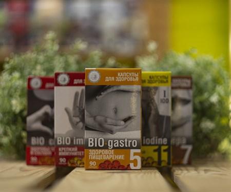 Масло ™  Дом Кедра  капсулы для здоровья   Здоровое  пищеварение  BIO gastro 90 шт - фото 8024