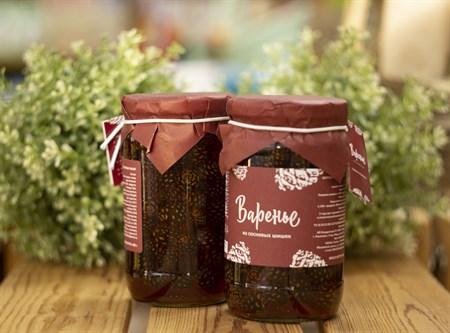 Варенье из сосновых шишек™  Cделано в Ульяновске  480 гр - фото 8059