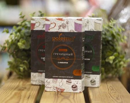 Напиток™  polezzno Гречишный с имбирём в фильтр-пакетах 40 гр. - фото 8167