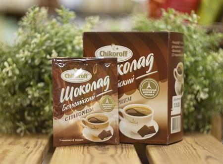 Цикорий растворимый порционный™  Chikoroff шоколадный 12 гр. - фото 8246