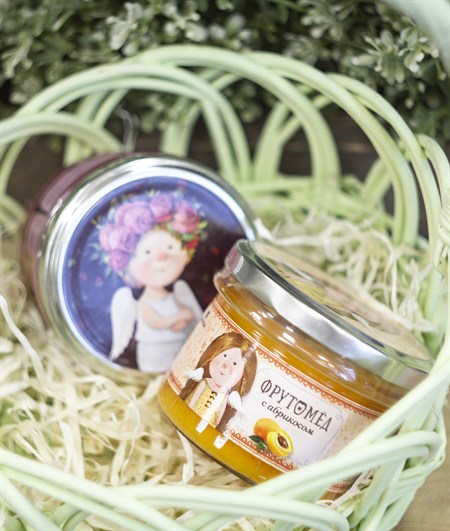 Фрутомед ™   Мусихин. Мир меда  с абрикосом 250 гр - фото 8322