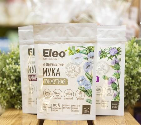 Мука ™  Eleo  семян кунжута, 150 гр - фото 8383