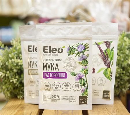 Мука ™  Eleo  семян расторопши, 150 гр - фото 8385