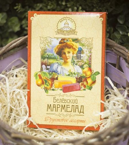 Мармелад ™  Старые Традиции   Фруктовый  ассорти 390 гр. - фото 8405