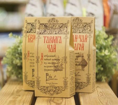 Чай ™  Русь Тресветлая  Таволга 100гр. - фото 8469