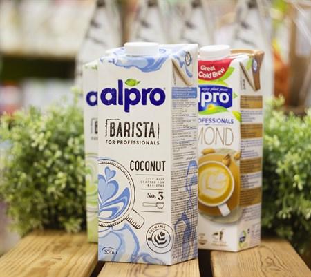 Напиток КОКОСОВЫЙ С СОЕЙ ™  ALPRO Professional   обогащенный кальцием и витаминами , 1 л - фото 8472