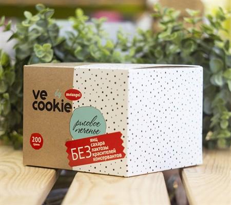 Печенье ™  Meangel   Ve cookie  рисовое 200 гр - фото 8499