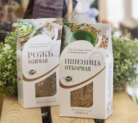 Пшеница  ™  Образ жизни  500 гр - фото 8632