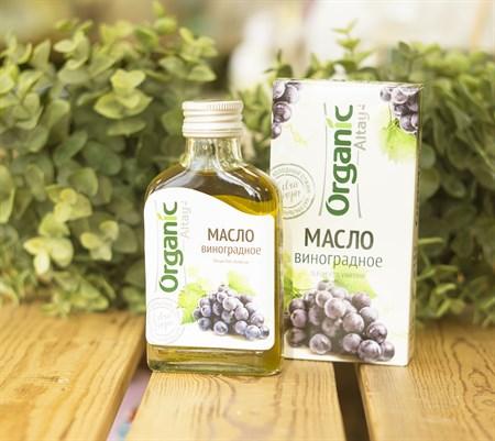 Масло ™  Organic  виноградное, 100 мл - фото 8853