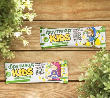 Фруктовый батончик ™  Фрутилад KIDS  с грушей для детского питания, 25 гр - фото 8894