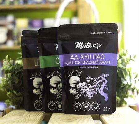 Чай ™  MUTE  Да Хун Пао (Большой красный халат), 50 г - фото 8926