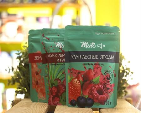 Чай ™  MUTE  Улун лесные ягоды, 100 г - фото 8933