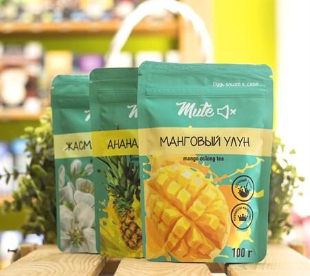 Чай ™  MUTE  Манговый улун, 100 г - фото 8934
