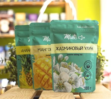 Чай ™  MUTE  Жасминовый улун, 100 г - фото 8937