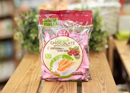 Конфеты ™  COBARDE el  Chocolate  мультизлаковые с изюмом  200 гр - фото 8961